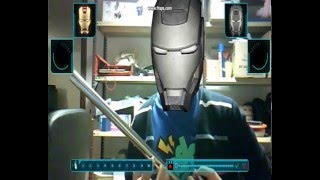 Download The real Iron man! Video