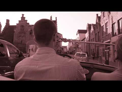 Ford A Roadster ride through Bruges