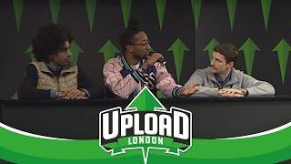 Spencer, Poet, Hugh Wizzy, Mark Upson & Theo Baker - Football on YouTube (Upload Event 2016)