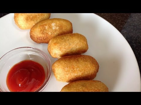Bread roll recipe for kids | Stuffed Bread Rolls | Potato Stuffed Bread Roll | Bread Potato Roll