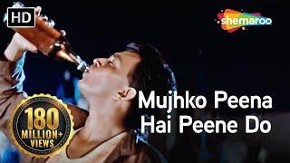 Mujhko Peena Hai Peene Do | Phool Aur Angaar Songs | Mohammed Aziz | Filmi Gaane