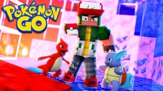 Pokemon Go in Minecraft - Pokemon Vanilla World #2