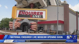 Download National Enquirer Live opening in Pigeon Forge Video