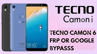 Tecno IN2 8 1 Oreo Frp Bypass Google Account Unlock Without Flashing