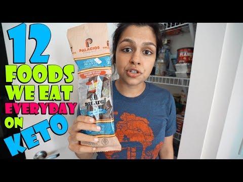 12 Keto Foods We Eat Everyday