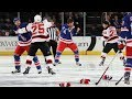 NHL Opening Faceoff Fights