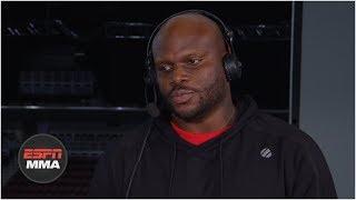 Derrick Lewis previews fight vs. Junior Dos Santos, not worried about title shot | ESPN MMA