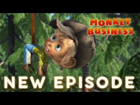 Xxx Mp4 Masha And The Bear Monkey Business 🐵 Episode 74 3gp Sex