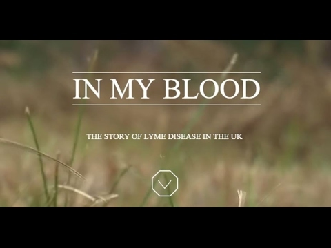 In My Blood – A Story of Lyme Disease in the UK - 2016/2017