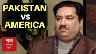 Pakistan Defence Minister Khurram Dastgir Khan In Conversation With BBC (BBC Hindi)