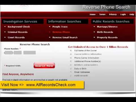How to Do FREE Reverse Phone Lookup & Search Online