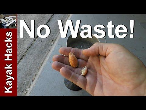 How to Preserve Sand Flea Bait for Future Fishing (aka Mole Crabs)