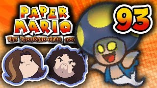 Paper Mario TTYD: The Diary of Dead Toad - PART 93 - Game Grumps