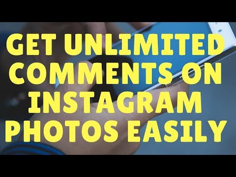 Get Unlimited Comments On Instagram Photos Hindi
