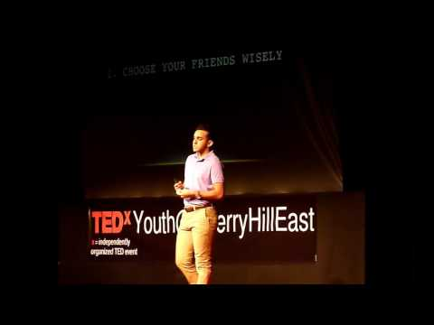 How to get into Harvard, by the kid who didn't. | Shyam Handa | TEDxYouth@CherryHillEastHS