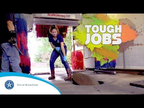 Tough Jobs- Grease Trap Inspection