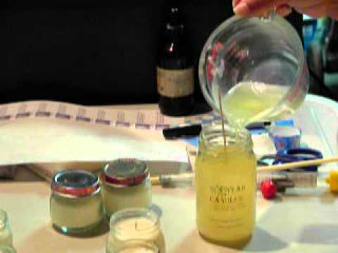 Soylar Candles - The Making of a Soy Candle