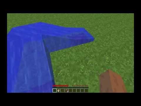 How to make a cobblestone generator in MineCraft [ SkyBlock ]