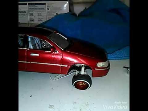 Lincoln turtle model car hopper