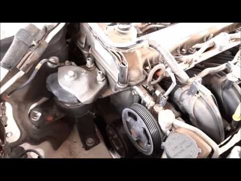 2003 Mazda 6 Engine Belt Tensioner Pulley Rattle: RESOLVED & REPLACED!!!