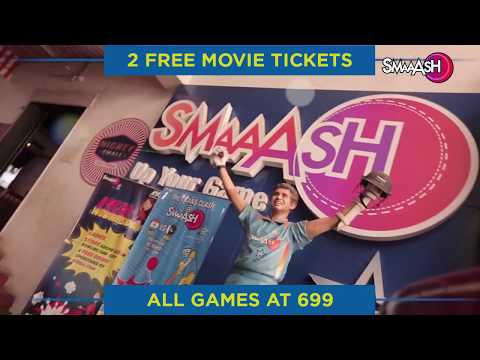 SMAAASH Hyderabad - Exclusive College Student Offer