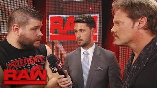 Chris Jericho & Kevin Owens explain why they