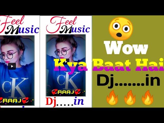 Husn Hai Suhana    Dj Mix Status    Edit By Raaj   