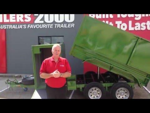 Australias Best Mower Trailer