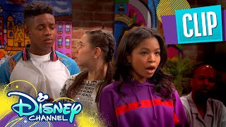 Nia is Catfished! | Raven's Home | Disney Channel