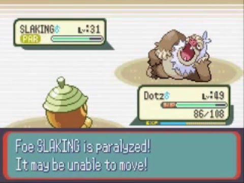 Pokemon Ruby - Seedot Only Run - Part 8 - Negating Norman