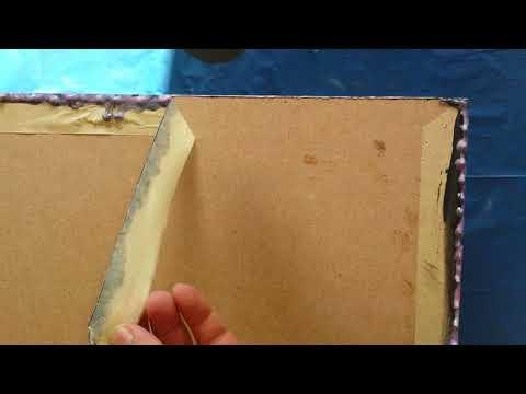 Video No. 47 Remove resin drops