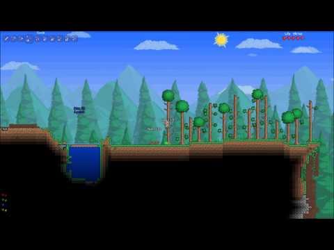 Terraria Reborn mod Let's play(Lietuviskai) 1 dalis
