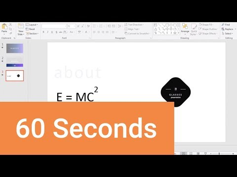 How to Superscript Text in PowerPoint