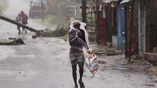 """Heftiger Zyklon """"Amphan"""" trifft auf Indien und Bangladesch - Mehrere Tote"""