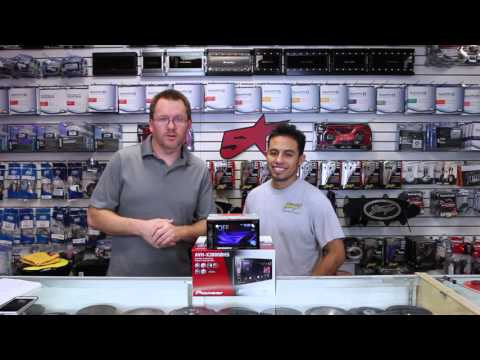 How to reset or restore your new 2016 Pioneer AVH radios