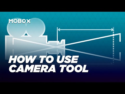 How to use the Camera Tool  - After Effects Tutorial