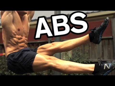 The 25 Best Hanging Ab Exercises