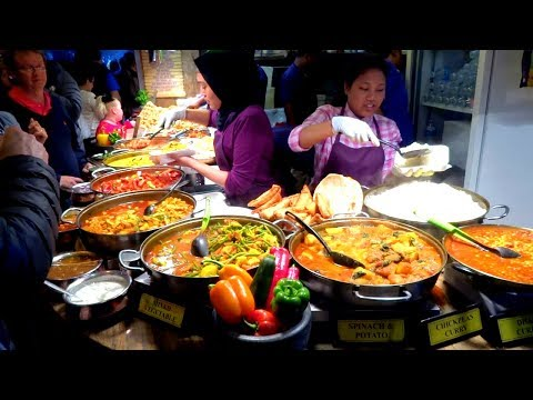 Chinese Street Food in London, Chinese Food, Chinese Cuisine in London