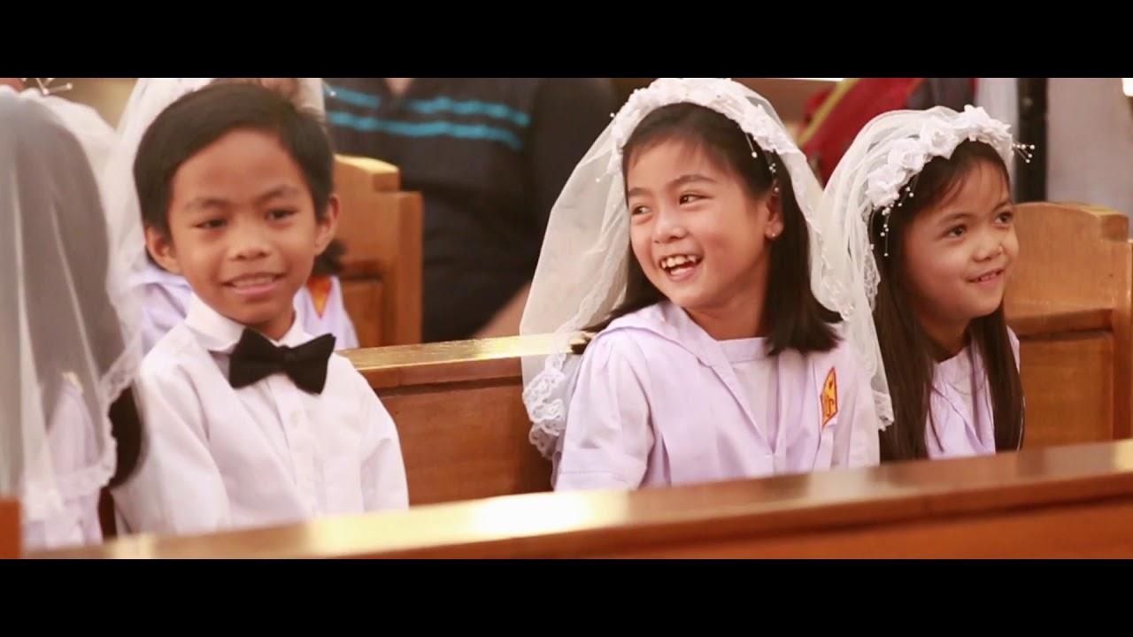 1st communion highlights