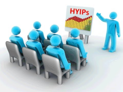 How to Create Your Own Hyip, 2017