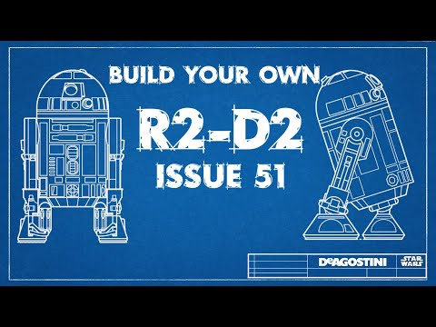 Build your own R2D2 - issue 51