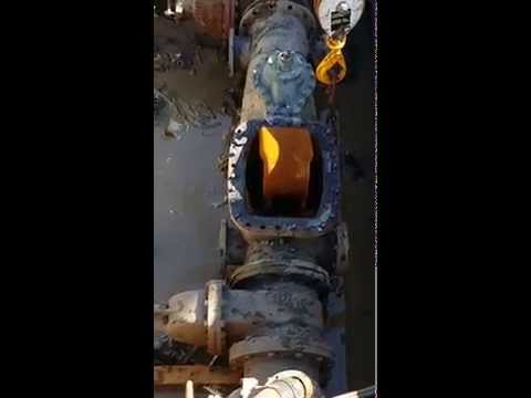 Large Water Meter Change Out