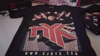 DJ NYK Shop (Official Merchandise Store) | Visit Shop.DJNYK.com