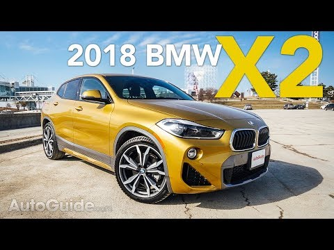 2018 BMW X2 Review and Live Walkround