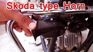 How to install dual trumpet horns in your activa Koizer Horn Wiring Diagram on