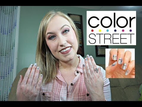 COLOR STREET NAILS!! DO THEY WORK? NO FAIL NAILS