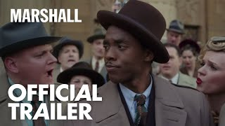 MARSHALL - Official Trailer - In Theaters October 13