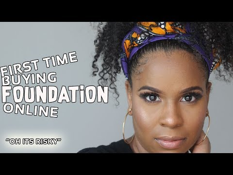 NARS RADIANT LONGWEAR FOUNDATION| BUYING FOUNDATION ONLINE  FOR THE 1ST TIME