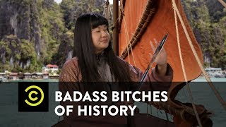 Badass Bitches of History: Pirate Queen Ching Shih - Uncensored