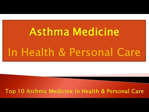 Top 10 Asthma Medicine In Health & Personal Care | Medications for Asthma